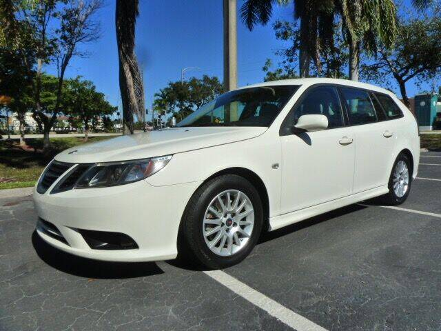 2008 Saab 9-3 for sale at VehicleVille in Fort Lauderdale FL