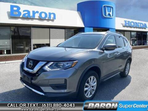 2018 Nissan Rogue for sale at Baron Super Center in Patchogue NY