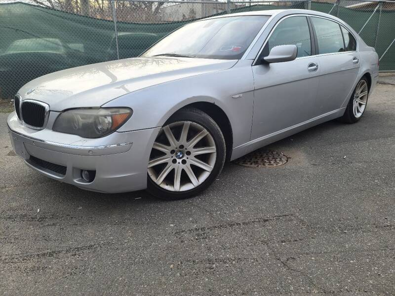 2006 BMW 7 Series for sale at KOB Auto Sales in Hatfield PA
