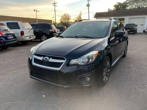 2014 Subaru Impreza for sale at Accurate Import in Englewood CO