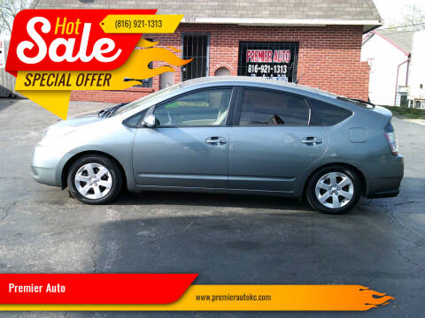 2004 Toyota Prius for sale at Premier Auto in Independence MO