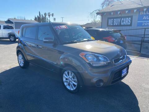 2012 Kia Soul for sale at Blue Diamond Auto Sales in Ceres CA