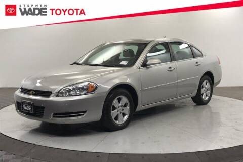 2008 Chevrolet Impala for sale at Stephen Wade Pre-Owned Supercenter in Saint George UT