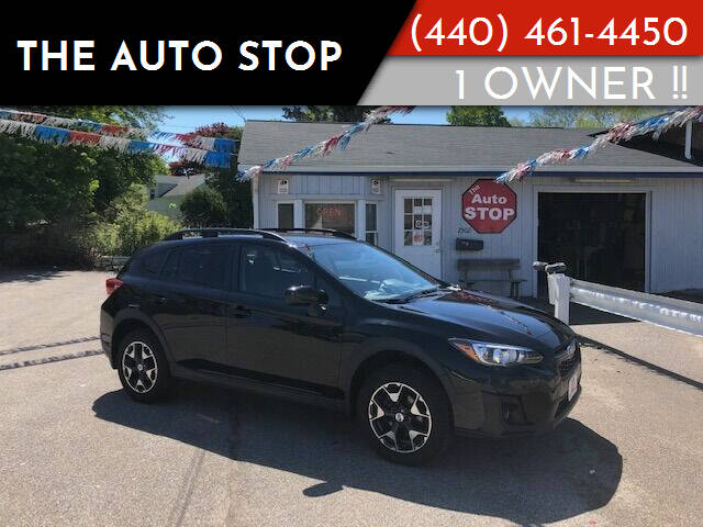 2018 Subaru Crosstrek for sale at The Auto Stop in Painesville OH