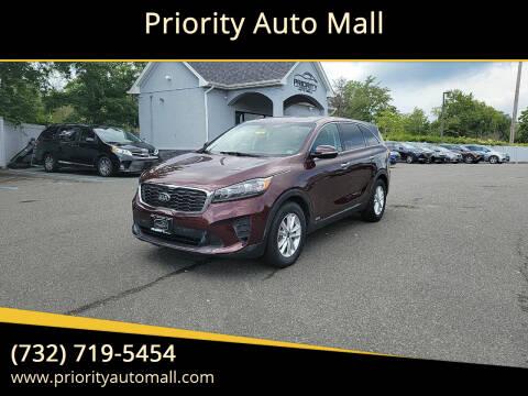 2019 Kia Sorento for sale at Priority Auto Mall in Lakewood NJ