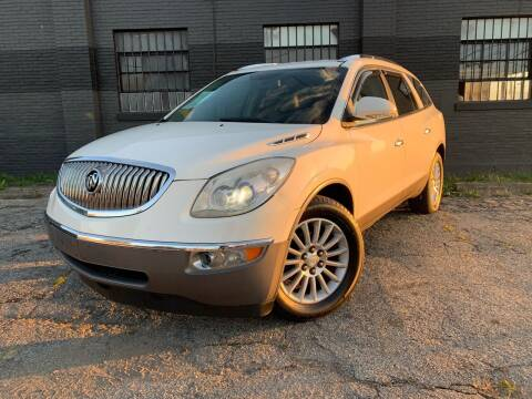 2010 Buick Enclave for sale at Craven Cars in Louisville KY