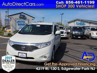 2016 Nissan Quest for sale at Auto Direct Trucks.com in Edgewater Park NJ