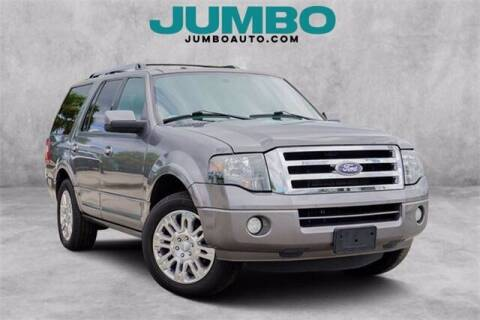 2013 Ford Expedition for sale at Jumbo Auto & Truck Plaza in Hollywood FL
