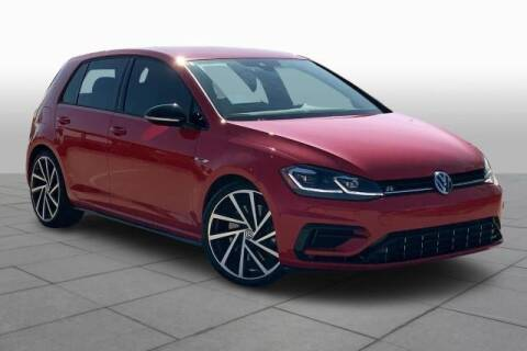 2018 Volkswagen Golf R for sale at CU Carfinders in Norcross GA