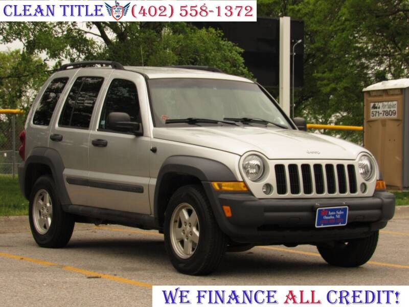 2006 Jeep Liberty for sale at NY AUTO SALES in Omaha NE