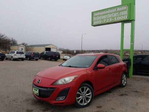 2010 Mazda MAZDA3 for sale at Independent Auto in Belle Fourche SD