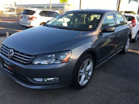 2014 Volkswagen Passat for sale at Auto Max of Ventura in Ventura CA