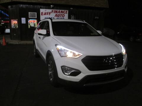 2014 Hyundai Santa Fe for sale at EZ Finance Auto in Calumet City IL