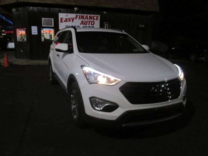 2014 Hyundai Santa Fe for sale at EZ Finance Auto in Calumet City IL