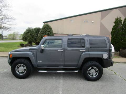 2008 HUMMER H3 for sale at JON DELLINGER AUTOMOTIVE in Springdale AR