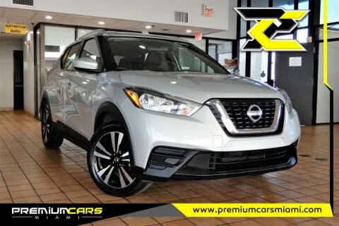 2019 Nissan Kicks for sale at Premium Cars of Miami in Miami FL