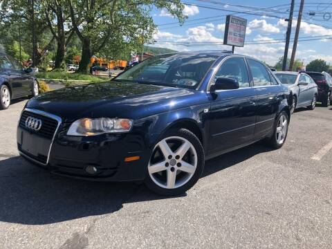 2007 Audi A4 for sale at Keystone Auto Center LLC in Allentown PA
