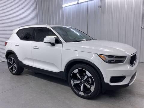 2019 Volvo XC40 for sale at JOE BULLARD USED CARS in Mobile AL