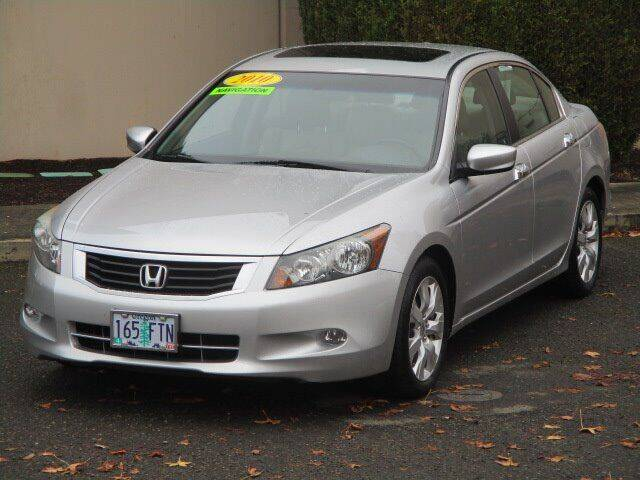 2010 Honda Accord for sale at Select Cars & Trucks Inc in Hubbard OR