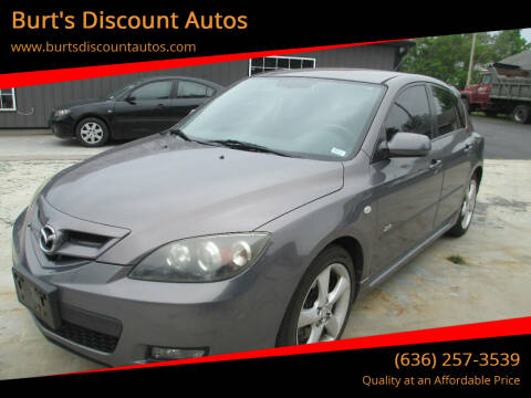 2007 Mazda MAZDA3 for sale at Burt's Discount Autos in Pacific MO