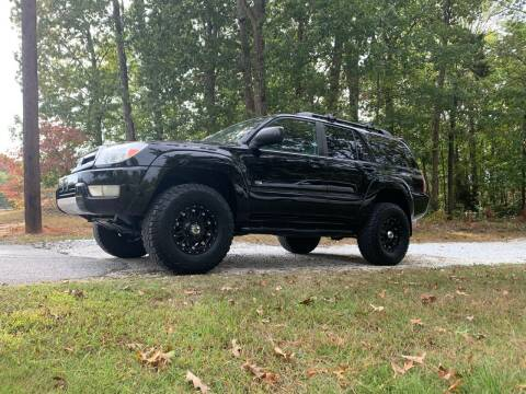 2003 Toyota 4Runner for sale at Madden Motors LLC in Iva SC