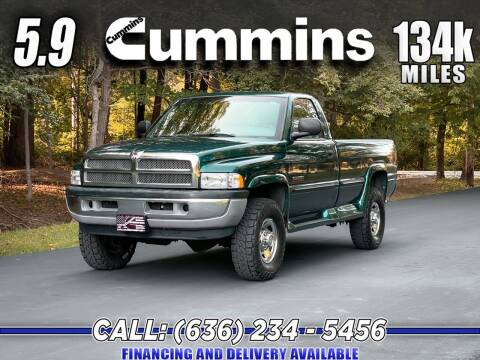 1998 Dodge Ram Pickup 2500 for sale at Gateway Car Connection in Eureka MO