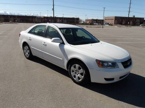 2009 Hyundai Sonata for sale at ALL ACCESS AUTO in Murray UT