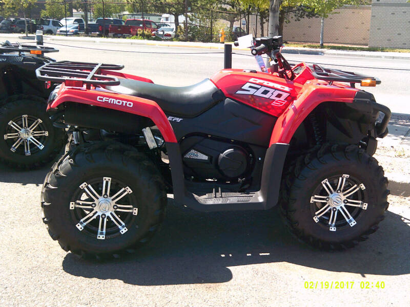 2019 CF Moto C Force 500 S for sale at Power Edge Motorsports- Millers Economy Auto in Redmond OR