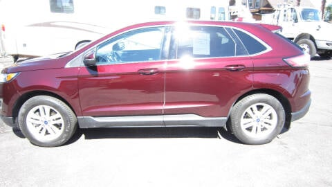 2018 Ford Edge for sale at Auto Shoppe in Mitchell SD