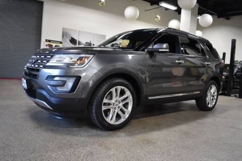 2016 Ford Explorer for sale at DONE DEAL MOTORS in Canton MA