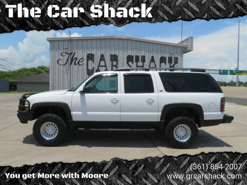 2003 Chevrolet Suburban for sale at The Car Shack in Corpus Christi TX