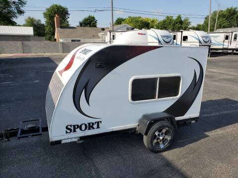 2014 CARRY-ON TRAILER CORP. SPORT ULTRALITE for sale at STEVE'S AUTO SALES INC in Scottsbluff NE