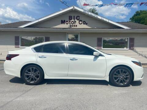 2018 Nissan Altima for sale at Bic Motors in Jackson MO