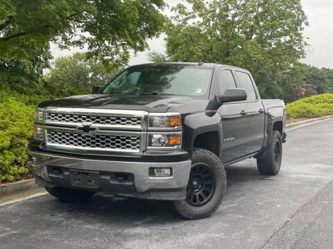 2014 Chevrolet Silverado 1500 for sale at William D Auto Sales in Norcross GA