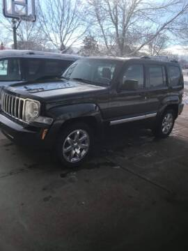 2008 Jeep Liberty for sale at Cowboy Incorporated in Waukegan IL