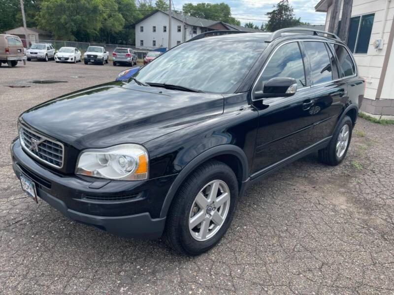 2007 Volvo XC90 for sale at CHRISTIAN AUTO SALES in Anoka MN