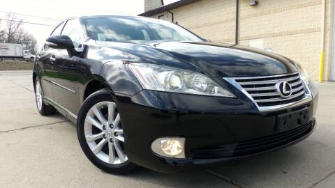 2010 Lexus ES 350 for sale at Prudential Auto Leasing in Hudson OH