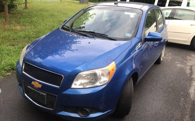 2009 Chevrolet Aveo for sale at 7 Sky Auto Repair and Sales in Stafford VA