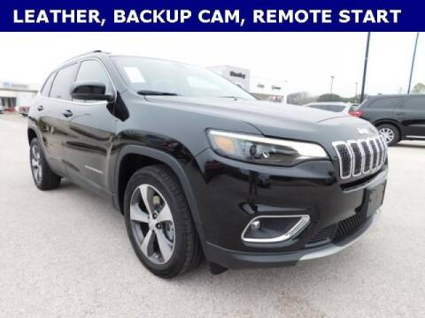 2020 Jeep Cherokee for sale at Stanley Chrysler Dodge Jeep Ram Gatesville in Gatesville TX