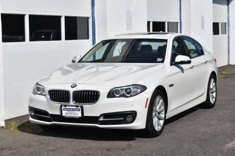 2015 BMW 5 Series for sale at IdealCarsUSA.com in East Windsor NJ