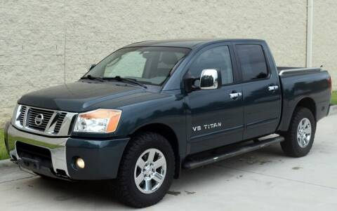 2005 Nissan Titan for sale at Raleigh Auto Inc. in Raleigh NC