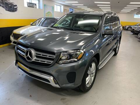 2017 Mercedes-Benz GLS for sale at Newton Automotive and Sales in Newton MA