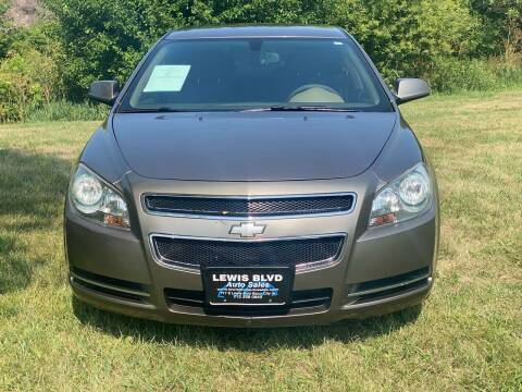 2010 Chevrolet Malibu for sale at Lewis Blvd Auto Sales in Sioux City IA