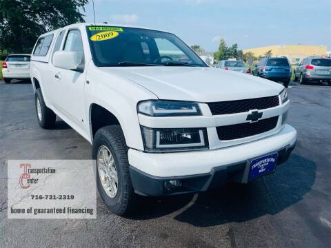 2009 Chevrolet Colorado for sale at Transportation Center Of Western New York in Niagara Falls NY