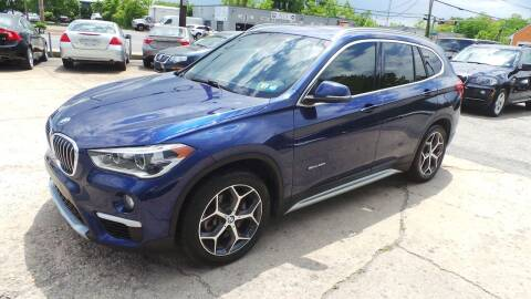 2017 BMW X1 for sale at Unlimited Auto Sales in Upper Marlboro MD