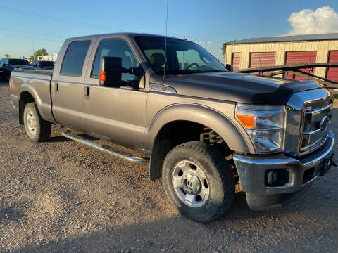 2011 Ford F-250 Super Duty for sale at Truck Buyers in Magrath AB