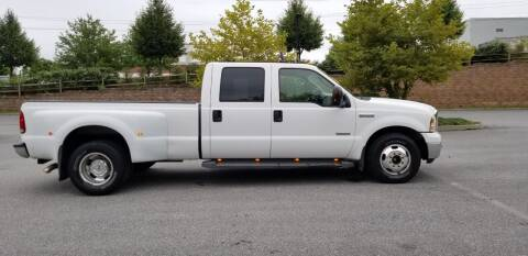 2006 Ford F-350 Super Duty for sale at Lehigh Valley Autoplex, Inc. in Bethlehem PA