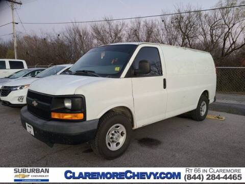 2009 Chevrolet Express Cargo for sale at Suburban Chevrolet in Claremore OK