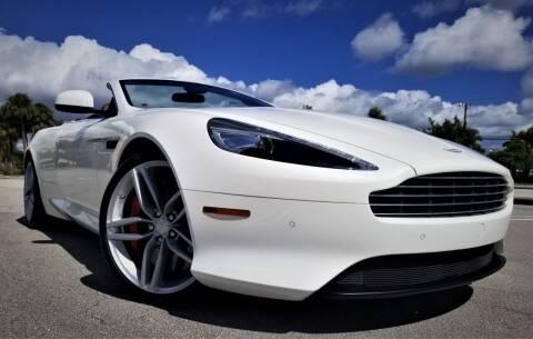 2015 Aston Martin DB9 for sale at Progressive Motors in Pompano Beach FL