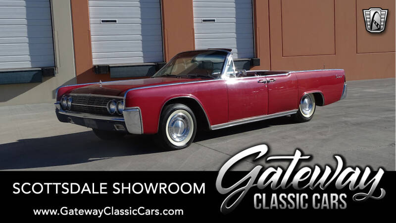 1962 Lincoln Continental for sale in Deer Valley, AZ